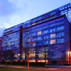 Отель Marriott Lyon Cité Internationale 4* Стандартный номер с различными типами кроватей