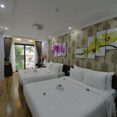 Hanoi Bella Rosa Suite Hotel 3* Семейный люкс с двуспальной кроватью фото 2