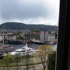 Отель Thon Orion Берген балкон