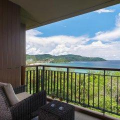 Отель Novotel Phuket Kata Avista Resort And Spa 4* Представительский номер двуспальная кровать фото 5