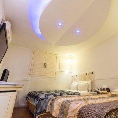 Hotel Cutee Gangnam 2* Стандартный номер с различными типами кроватей фото 3