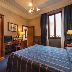 Strozzi Palace Hotel 4* Стандартный номер с двуспальной кроватью фото 5