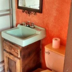 Hotel La Posada Santa Cruz Креэль ванная