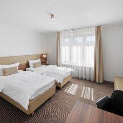 Vi Vadi Hotel downtown munich 3* Стандартный номер 2 отдельными кровати фото 8