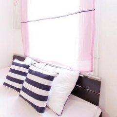 Отель City Rooms Стандартный номер с двуспальной кроватью (общая ванная комната) фото 15