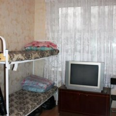 Hostel Preobrazhensky Кровать в общем номере с двухъярусной кроватью фото 4
