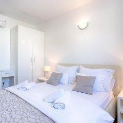 Отель Adriatic Queen Villa 4* Стандартный номер с различными типами кроватей фото 4