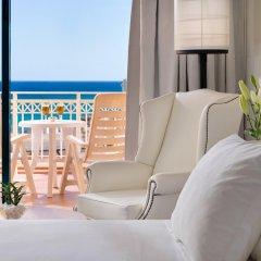 Отель H10 Sentido Playa Esmeralda - Adults Only 4* Улучшенный номер разные типы кроватей