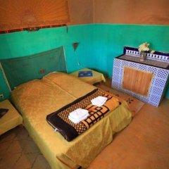 Отель Auberge Chez Julia Марокко, Мерзуга - отзывы, цены и фото номеров - забронировать отель Auberge Chez Julia онлайн комната для гостей фото 2
