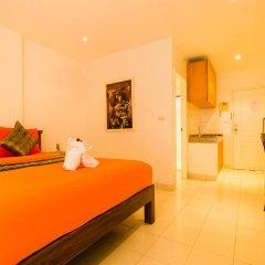 Апартаменты Mosaik Luxury Apartments Студия с различными типами кроватей фото 4