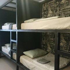Хостел Сова Стандартный номер с разными типами кроватей фото 5