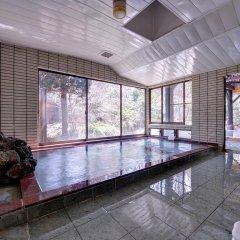 Отель Sachinoyu Onsen Насусиобара бассейн