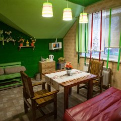 Мини-отель Бархат Улучшенный люкс с различными типами кроватей фото 4
