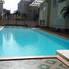 Отель Fully Equipped Luxury Apartment Вьетнам, Вунгтау - отзывы, цены и фото номеров - забронировать отель Fully Equipped Luxury Apartment онлайн бассейн фото 2