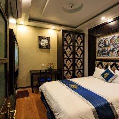 Sapa Mimosa Hotel 2* Стандартный номер с различными типами кроватей фото 5