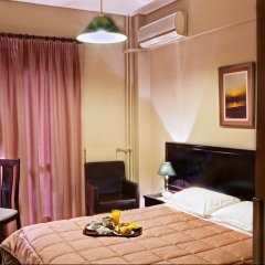 Nicola Hotel 2* Стандартный номер с различными типами кроватей