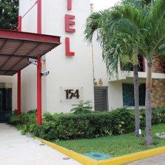 Отель Grand City Hotel Cancun Мексика, Канкун - отзывы, цены и фото номеров - забронировать отель Grand City Hotel Cancun онлайн вид на фасад