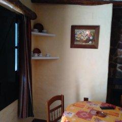 Отель El Rinconcito удобства в номере