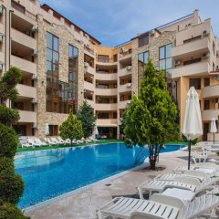 Апартаменты Emerald Paradise Apartments бассейн фото 3