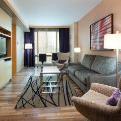 Отель West 57th Street by Hilton Club США, Нью-Йорк - отзывы, цены и фото номеров - забронировать отель West 57th Street by Hilton Club онлайн комната для гостей фото 6