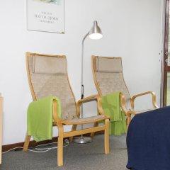 Отель Søndervig Camping & Cottages Студия с различными типами кроватей фото 17