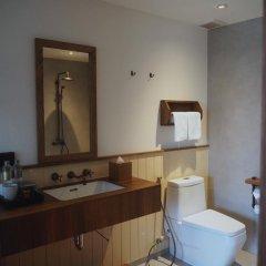 Отель CHANN Bangkok-Noi 3* Улучшенный номер с различными типами кроватей фото 8