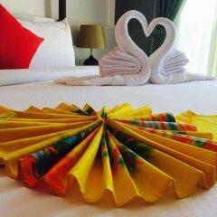 Отель Pinky Bungalow Ланта комната для гостей