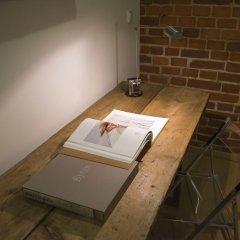 Дизайн-отель Brick 4* Номер Делюкс с различными типами кроватей фото 7