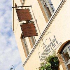 Отель GamlaVaerket Hotel Норвегия, Санднес - отзывы, цены и фото номеров - забронировать отель GamlaVaerket Hotel онлайн спортивное сооружение