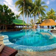 Отель Wind Beach Resort Таиланд, Остров Тау - отзывы, цены и фото номеров - забронировать отель Wind Beach Resort онлайн бассейн