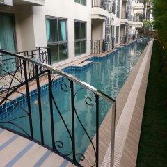 Отель City Garden Tropicana балкон