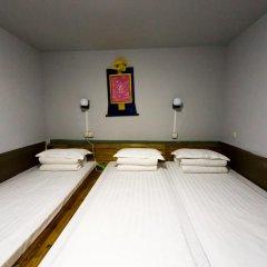 Hello Chengdu International Youth Hostel Стандартный номер с различными типами кроватей фото 7