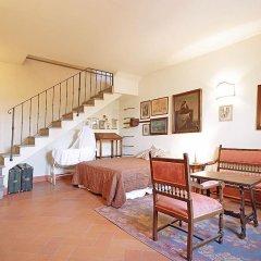 Отель Villa La Cetina Реггелло комната для гостей фото 5