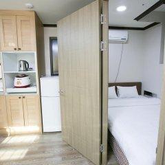 K Hostel Люкс с различными типами кроватей фото 7