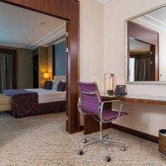 Kharkiv Palace Hotel 5* Люкс с различными типами кроватей фото 4