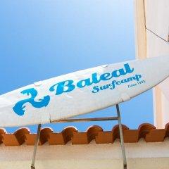 Отель Baleal Surf Camp