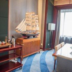 Ocean Hotel 4* Президентский люкс с различными типами кроватей фото 4