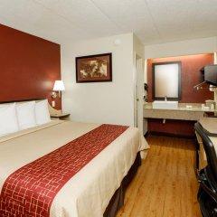 Отель Red Roof Inn Columbus West Номер Делюкс фото 6
