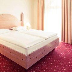 Mercure Hotel Berlin Mitte 3* Стандартный номер с различными типами кроватей