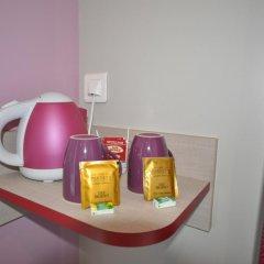 Grand Hotel de Turin 3* Стандартный номер разные типы кроватей фото 3