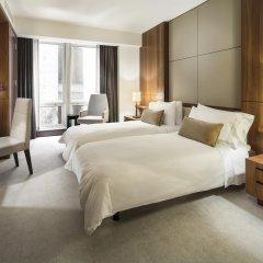 Отель The Langham, New York, Fifth Avenue Улучшенный номер с различными типами кроватей фото 3