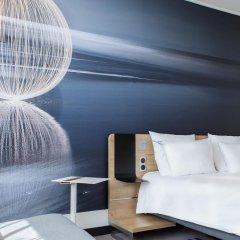 Отель Novotel Wroclaw Centrum 4* Улучшенный номер с различными типами кроватей фото 5