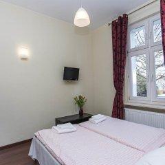 Апартаменты Sopockie Apartamenty - Golden Apartment Сопот комната для гостей фото 4