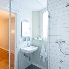 Отель Seestrasse Apartments Drei Koenige Швейцария, Цюрих - 1 отзыв об отеле, цены и фото номеров - забронировать отель Seestrasse Apartments Drei Koenige онлайн ванная фото 2