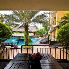 Отель Mantra Pura Resort Pattaya 4* Стандартный номер с различными типами кроватей
