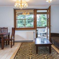 Апартаменты Apartment Dębowy комната для гостей фото 5