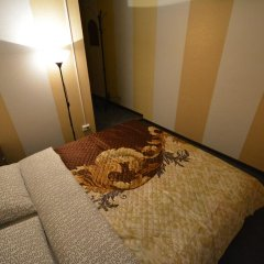 Гостиница Часы Белорусская Номер Комфорт с разными типами кроватей фото 5