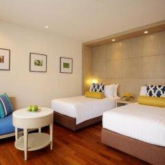 Отель Amari Koh Samui 4* Улучшенный номер с 2 отдельными кроватями фото 3