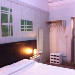 Отель 7 Rooms Turin Стандартный номер с двуспальной кроватью фото 5