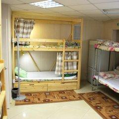 Хостел на Гуртьева Кровать в общем номере с двухъярусной кроватью фото 8